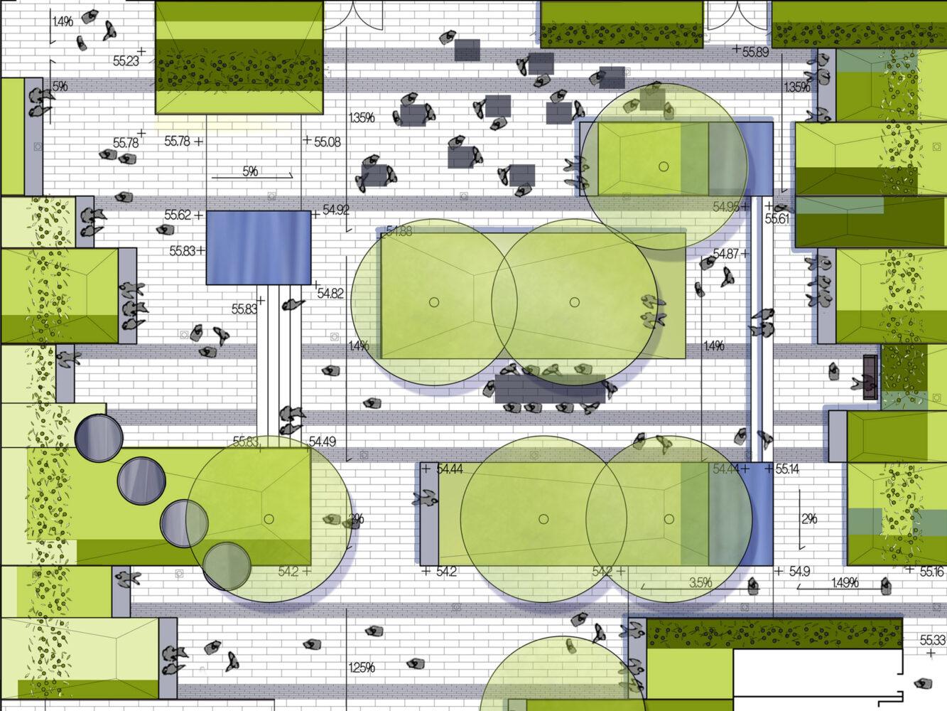 University of Washington Medical Center Courtyard E