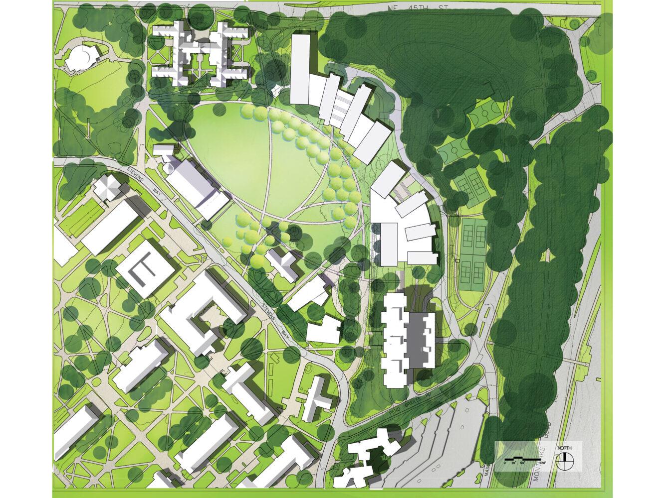 UW N Campus Housing Study1b