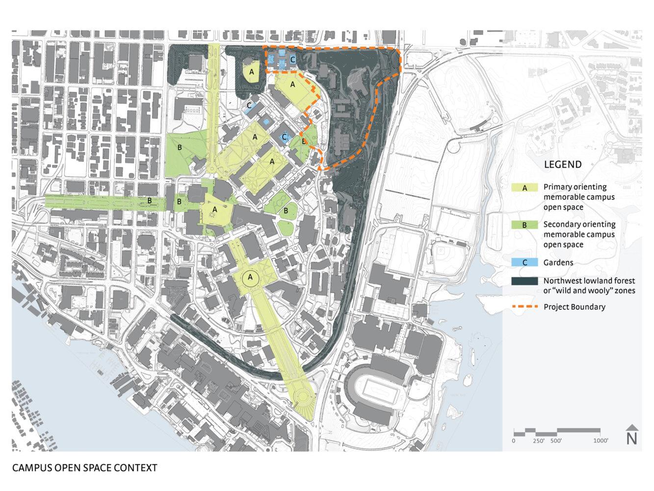 UW N Campus Housing Study