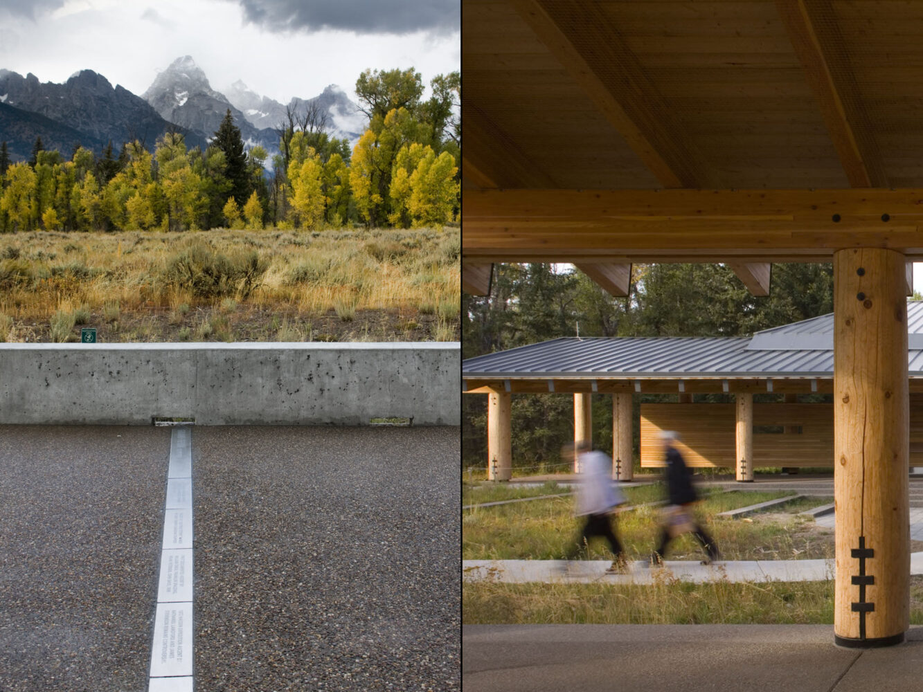 Grand Teton Craig Thomas Discovery + Visitor Center