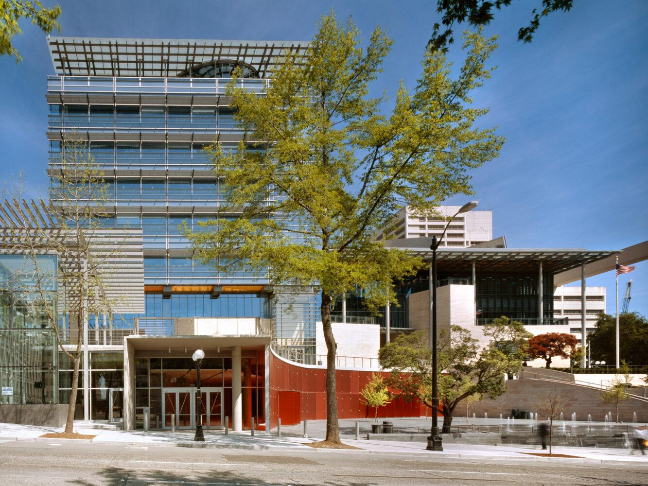 Seattle Civic Center