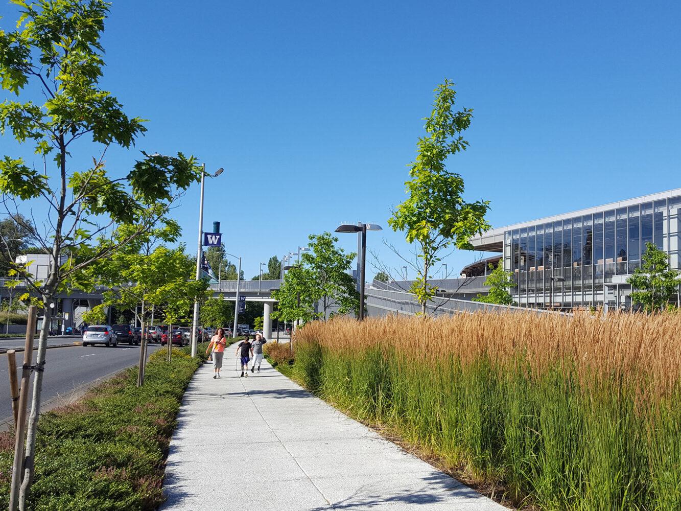 Sound Transit University of Washington Station